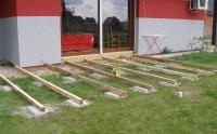 Budowa konstrukcji nośnej